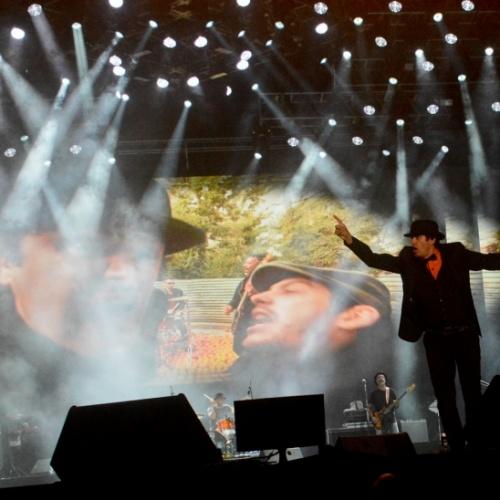 #Feria: Kapanga y Ciro y Los Persas la rompieron en la noche de rock
