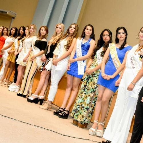 #Reinas2017 Primer encuentro de las 19 candidatas